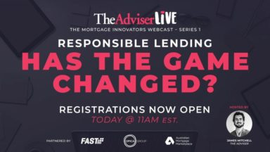 The Adviser Live - Series 1 Responsible lending
