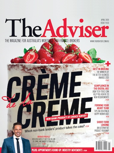 The Adviser April 2020
